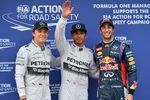 Льюис Хэмилтон выиграл квалификацию Гран-при Австралии