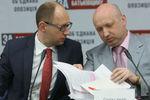 Турчинов уполномочил Яценюка на подписание политической части Соглашения об ассоциации