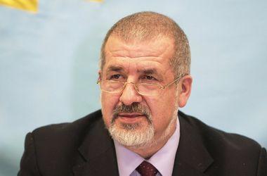Рефат Чубаров.