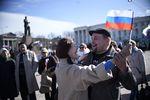 Госдума приняла Крым и Севастополь в состав России