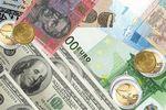 Доллар и евро в Украине растут