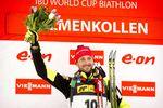 Фак выиграл спринт Кубка мира по биатлону