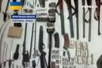 На Черниговщине сотрудники СБУ задержали торговцев оружием