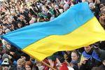 В Харькове прошло вече в поддержку целостности Украины