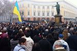 Одесский Евромайдан перестанет собираться возле Дюка