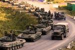 На границах Украины стоят 100 тысяч российских военных, готовых к вторжению - СНБО