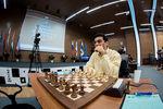 Гроссмейстер Виши Ананд удерживает лидерство в турнире претендентов