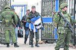Украина выводит военных из Крыма, показывая, что не хочет войны - политологи