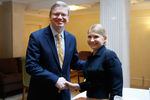 Тимошенко обсудила с Фюле перспективы Украины в ЕС
