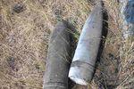 Под Днепропетровском нашли десятки снарядов, мины, гранаты и фугас