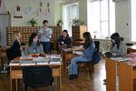 Обучение на курсах: одесситы учатся вести бизнес и делать маникюр