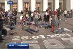Тяжело больные умирали под стенами парламента