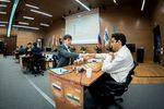 Виши Ананд не упускает лидерства в турнире претендентов
