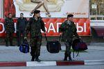 Крымских морпехов переведут в Одессу и наградят за службу