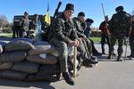 Украинские военные из гарнизона Бельбек не могут покинуть Крым