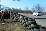 Как в Донецкой области блокируют оружейный склад