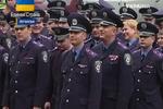 Луганские милиционеры провели флешмоб в поддержку Авакова