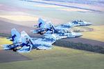 Украина провела одни из крупнейших учений в небе, чтобы напомнить России о своей военной мощи - эксперт