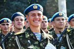 Треть украиских военных остались верны Украине, а треть перешли на сторону РФ