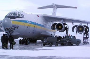Украиские военные летчики работают