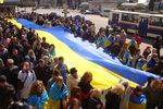 От Львова до Москвы: люди почтили память Небесной сотни