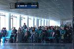 На Донецком жд-вокзале организовали комнаты для переселенцев из Крыма