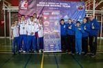 Онлайн боксерского поединка Россия - Украина