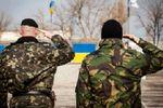Украинские морпехи в Керчи ждут приказа об уходе из Крыма