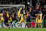 Оба четвертьфинальных матча вторника в Лиге чемпионов завершились вничью