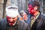 Почти 130 человек, пострадавших на Майдане, остаются в больницах