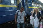 На Пасху назначили еще один ночной поезд