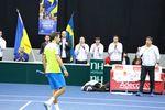 Украина досрочно обыграла Швецию в Кубке Дэвиса