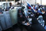 МВД призывает украинцев решать все разногласия мирным путем