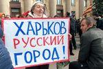 Кернес: Харьковская телевышка захвачена протестующими