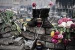Скончалась еще одна жертва противостояний в центре Киева