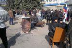 Прокуратура занялась захватом СБУ в Луганске