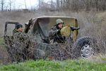 Украинские десантники во время учений совершили марш на 300 км