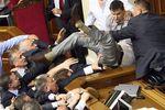 Нардепы обещают больше не драться в сессионном зале