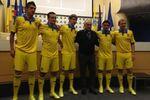Сборная Украины отбор Евро-2016 будет играть в новой форме