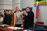 Что сейчас происходит в Донецкой ОГА: прямая трансляция