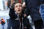 На одесском Евромайдане показали фото провокаторов