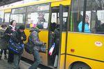 В украинских маршрутках массово повышают цены на проезд
