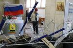 Донецк сегодня: сепаратисты напали на немцев, вынесли из ОГА ноутбуки и требовали троллейбус