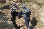 В Тернопольской области подорвали целый арсенал боеприпасов
