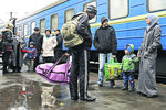 Крымские беженцы смогут голосовать во Львовской области при наличии украинского паспорта