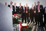 """Игроки """"МЮ"""" посетили мемориал в честь погибших одноклубников в Мюнхене"""