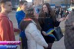 В Луганске появляться на улице с национальной символикой опасно для жизни