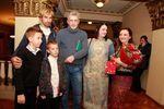 Андрей Куликов впервые показал своих внуков