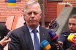 """Симоненко заявил, что офис КПУ подожгли члены """"Свободы"""" и """"Правого сектора"""""""
