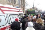 Драка в Харькове: Евромайдан и антимайдан обвиняют друг друга